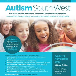 Autism South West Poster