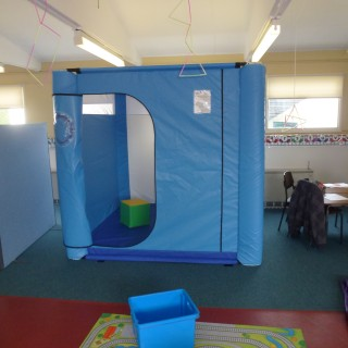 Safespace as an everyday part of the classroom environment